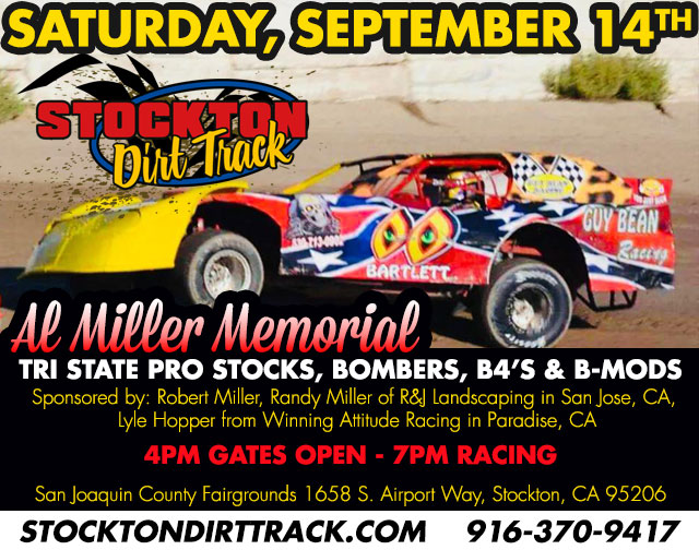 The Official Website of The New Stockton 99 Speedway